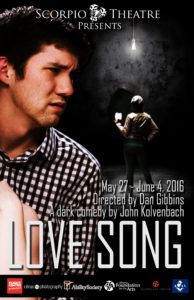 Love Song @ Pumphouse Theatres | Calgary | Alberta | Canada